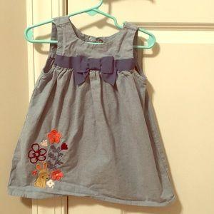 Gymboree 12-18 M Toddler Bunny Dress
